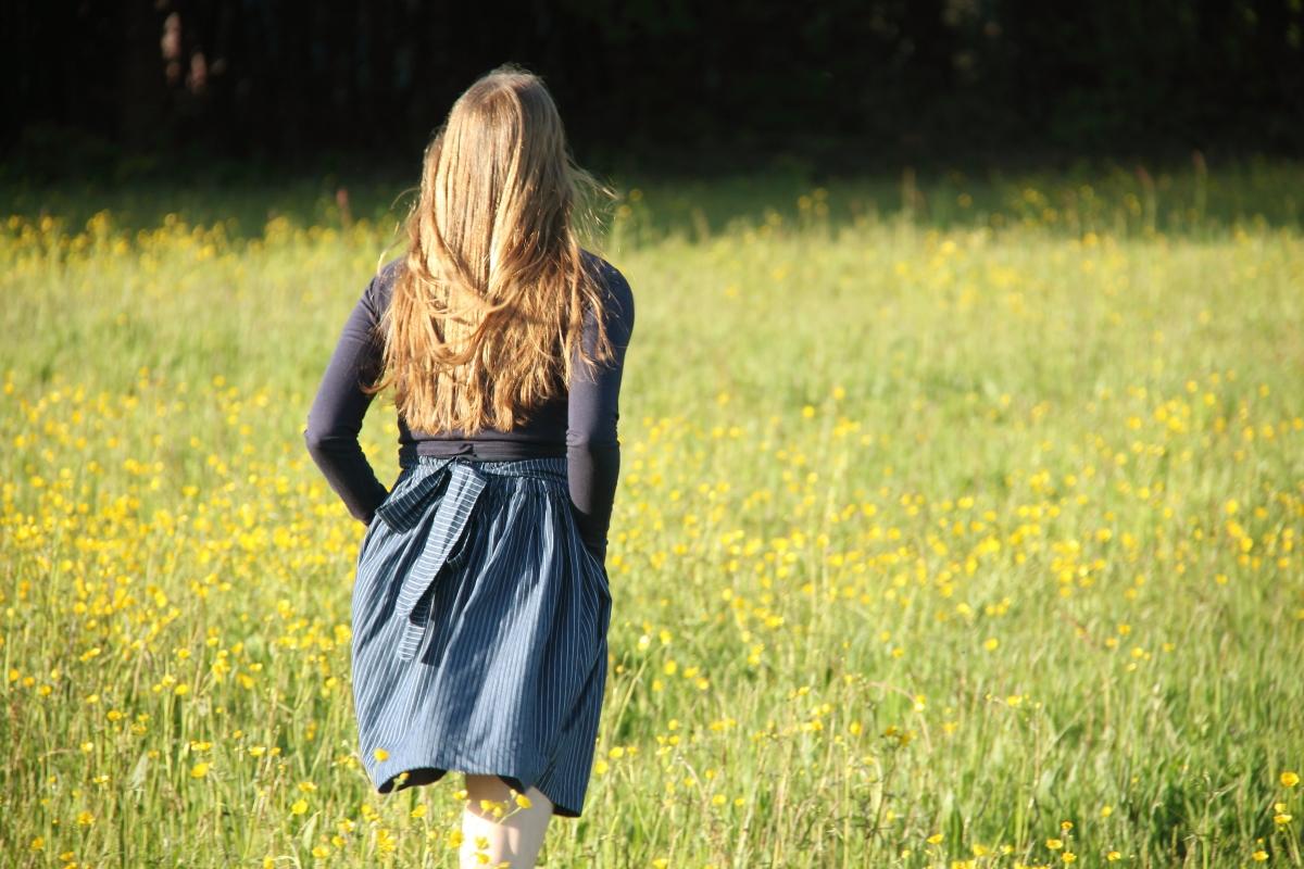 The Meadow skirt …                of  over een zalig nieuw rokpatroon met veleopties
