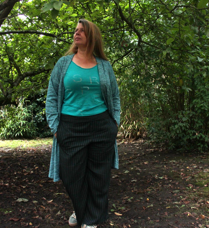 herfstcollectie: twee broeken voor hetwerk.